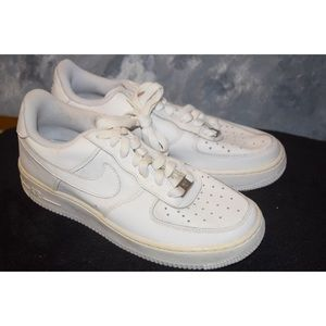 Nike Low Top Air Force One's